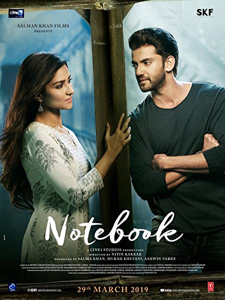Notebook (2019) Hindi Movie 720p WEB-DL x264 AAC 750MB Download