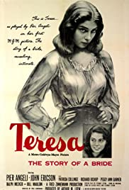 Teresa (1951) Poster - Movie Forum, Cast, Reviews