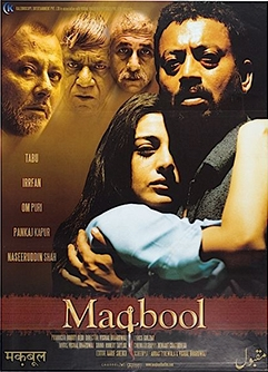 Irrfan Khan Maqbool Movie