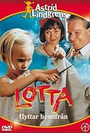 Lotta 2 - Lotta flyttar hemifrån Poster