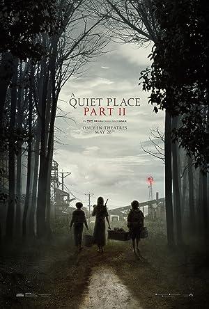 A Quiet Place Part II - Mon TV