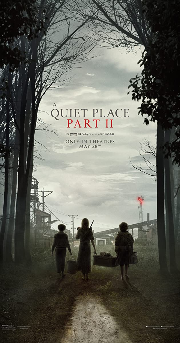 Free Download A Quiet Place Part II Full Movie