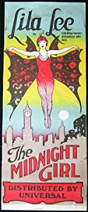 Movie downloads sites free The Midnight Girl by Tod Browning [Mkv]