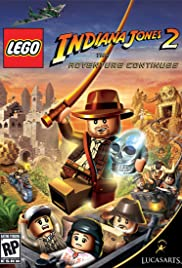 Lego Indiana Jones 2: The Adventure Continues Poster