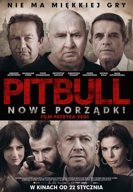 فيلم Pitbull. New Order مترجم