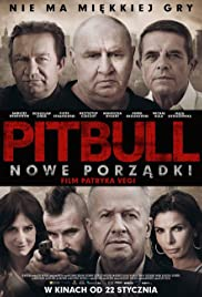Pitbull: New Orders Poster