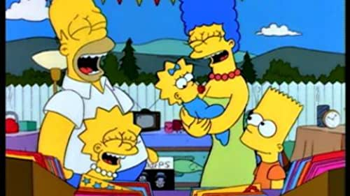 Trailer for The Simpsons: The Complete Fifth Season