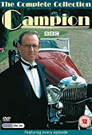 Mystery!: Campion Poster - TV Show Forum, Cast, Reviews