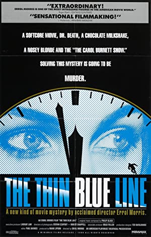 Movie The Thin Blue Line (1988)