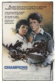 Champions (1984) Poster - Movie Forum, Cast, Reviews