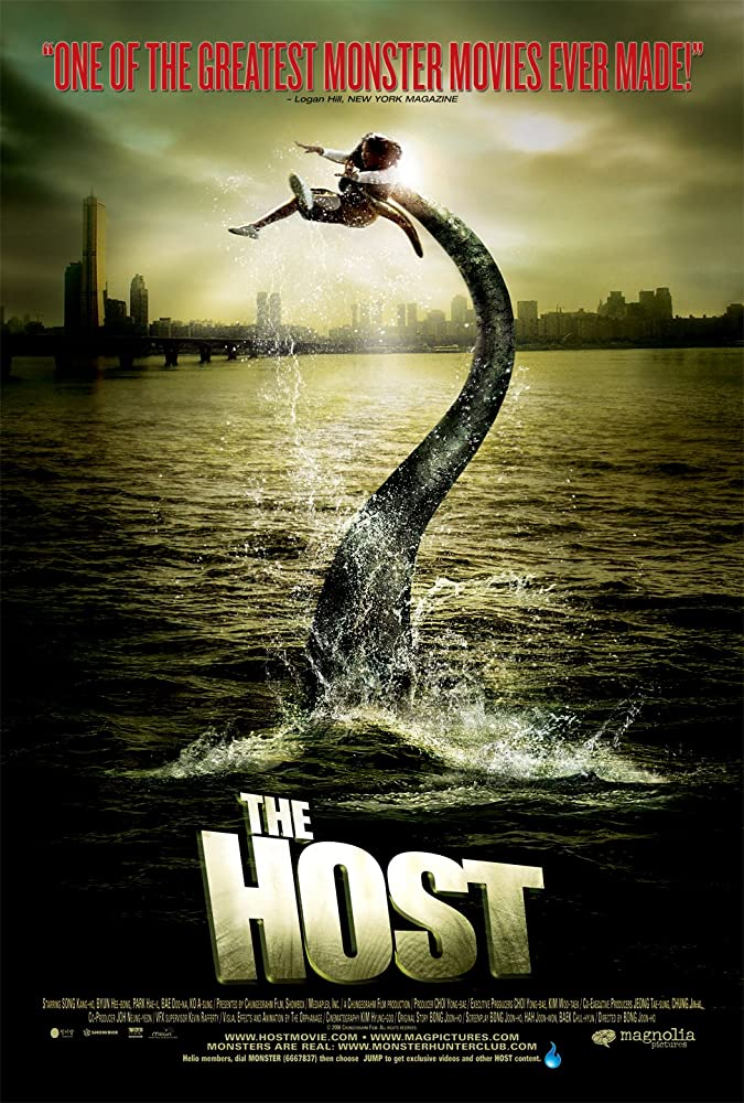 Poster The Host (2006)
