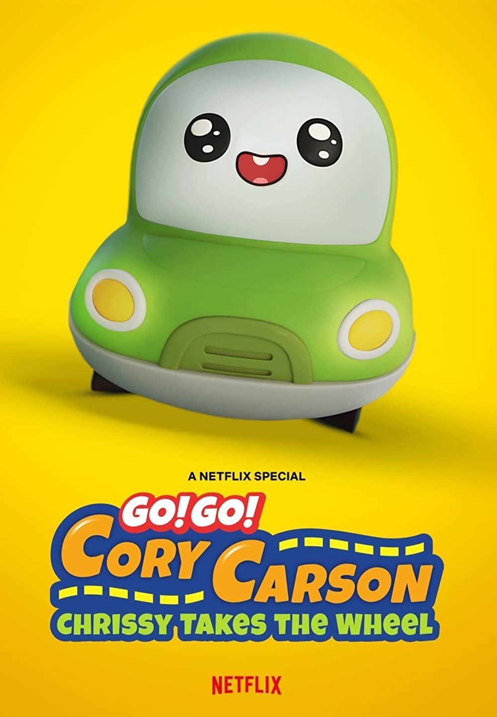 Go Go Cory Carson Chrissy Takes The Wheel 2021 Hindi ORG Dual Audio 480p NF HDRip ESub 202MB Download