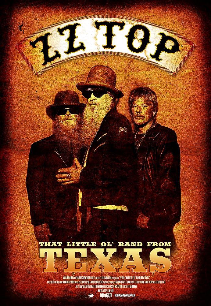 Resultado de imagem para ZZ Top: That Little Ol' Band From Texas
