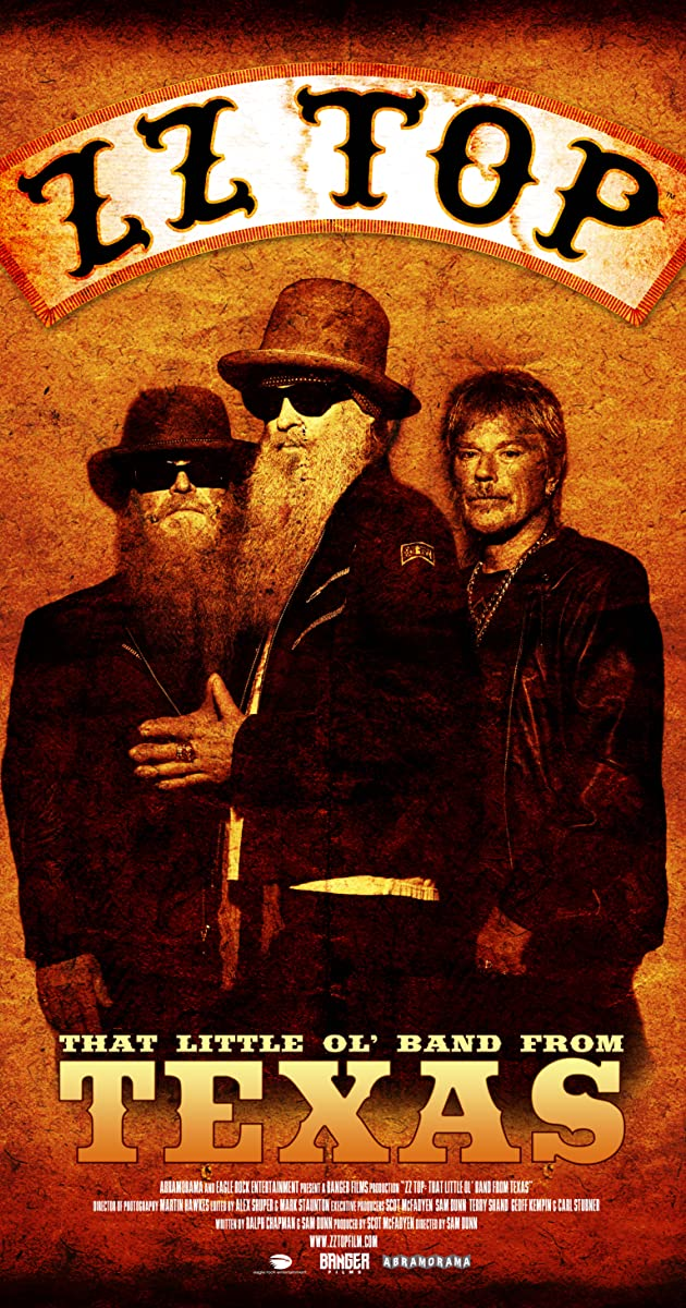 Subtitle of ZZ Top: That Little Ol' Band from Texas