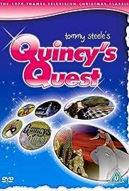 Quincy's Quest Poster