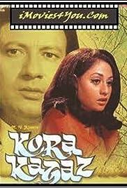 Kora Kagaz Poster
