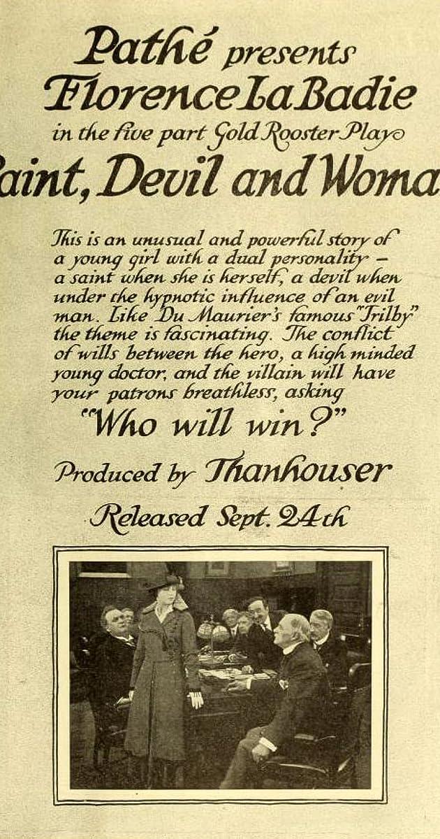 Saint, Devil and Woman (1916) - IMDb