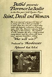 Saint, Devil and Woman Poster