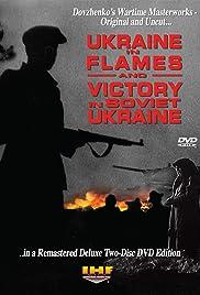 Ukraine in Flames Poster