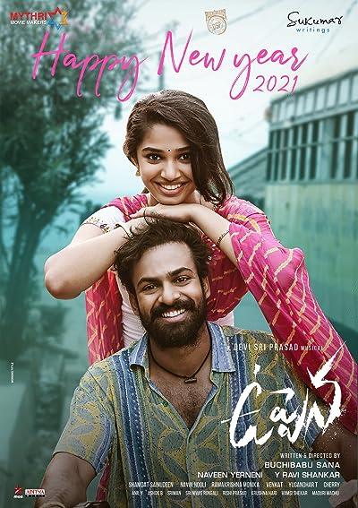 Uppena Filmyzilla (2021) Hindi Dubbed Full Movie 480p | 720p