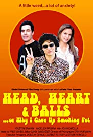 Head, Heart and Balls... or Why I Gave Up Smoking Pot Poster