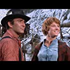 James Drury and Mariette Hartley in Ride the High Country (1962)