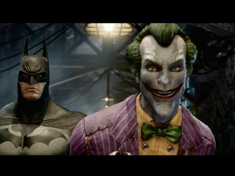 download full movie Batman: Return to Arkham in italian