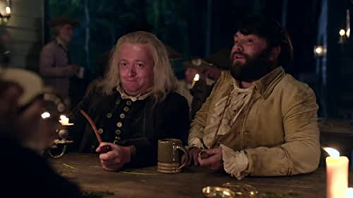 Making History: John Hancock And Samuel Adams Enjoy Playing Pranks