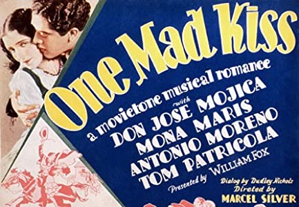 All movie subtitles free download One Mad Kiss, Frankie Genardi, Tom Patricola, Mona Maris, Antonio Moreno [HD] [iPad] [4K]