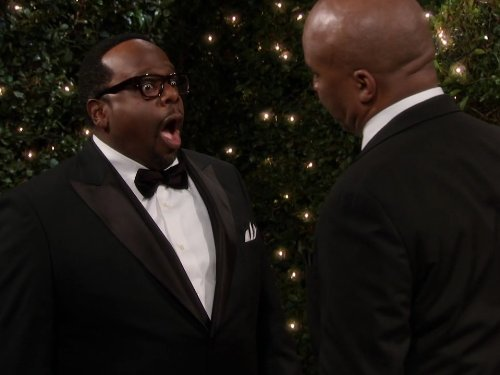 David Alan Grier and Cedric the Entertainer in The Soul Man (2012)