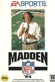 Madden NFL 94 Poster