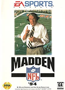 Movies torrents free download Madden NFL 94 [640x640]