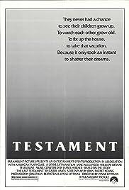 Testament Poster