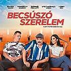 Szabolcs Thuróczy, András Ötvös, and Viola Lotti Gombó in Becsúszó szerelem (2021)
