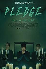 Aaron Dalla Villa, Jesse Pimentel, and Cameron Cowperthwaite in Pledge (2018)