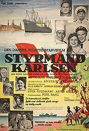 Styrmand Karlsen Poster