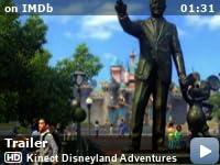 Kinect Disneyland Adventures (Video Game 2011) - Video