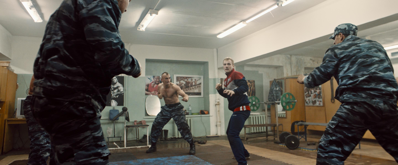 Phim Cuộc Đột Kích Nga - Russkiy Reyd (2020) Full Online