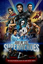 Rise of the Superheroes (2018) Poster