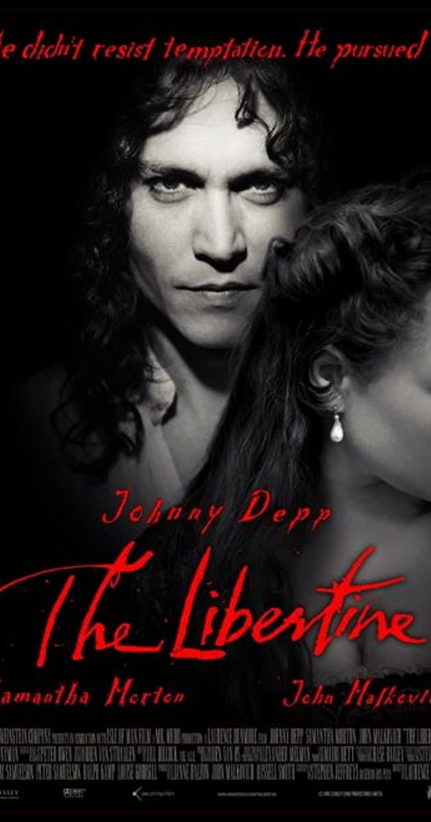 Subtitle of The Libertine