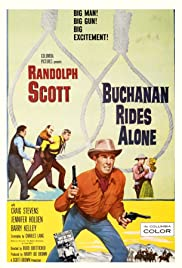 Buchanan Rides Alone (1958) Poster - Movie Forum, Cast, Reviews