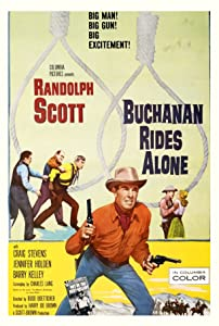 Watch online freemovies Buchanan Rides Alone USA [hdv]
