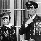 """The Beverly Hillbillies"" Soupy Sales, Max Baer Jr. circa 1966"
