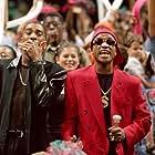 Tommy Davidson and Ginuwine in Juwanna Mann (2002)