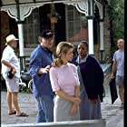 """David Winning directing Markie Post and Sandi Ross from the episode """"HARDKNOCK LIFE"""" of Twice In A Lifetime (1999)."""