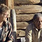Morgan Freeman and Robert Redford in An Unfinished Life (2005)