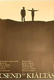 Csend és kiáltás (1968) Poster - Movie Forum, Cast, Reviews
