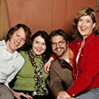 Kyle Henry, Cyndi Williams, Jessica Hedrick, and Carlos Treviño at an event for Room (2005)