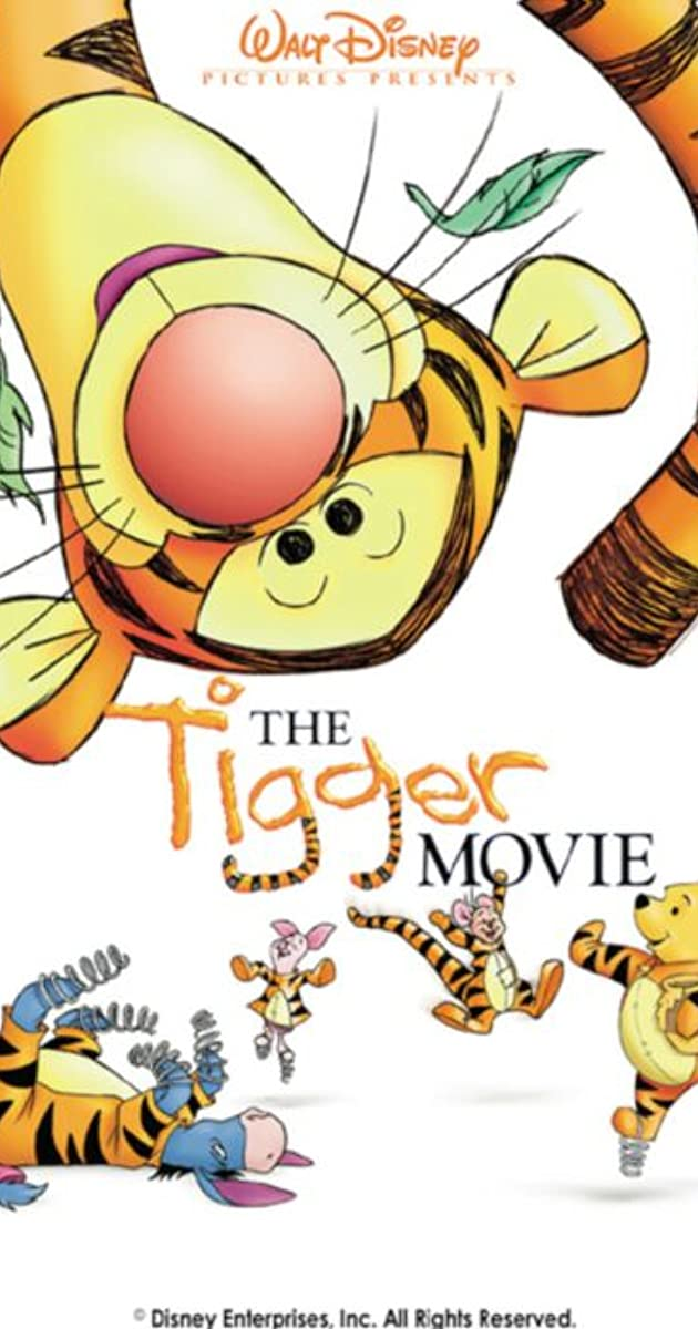 tigger movie polly streaming
