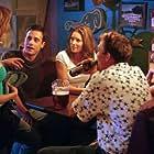 Matthew Lillard, Jessica Biel, Brittany Murphy, Freddie Prinze Jr., and Thunderbird Dinwiddie in Summer Catch (2001)